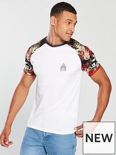 river-island-white-leopard-muscle-fit-raglan-t-shirt