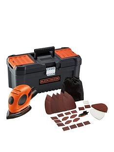 black-decker-blackdecker-mouse-sander-kit-with-16-toolbox-accessories