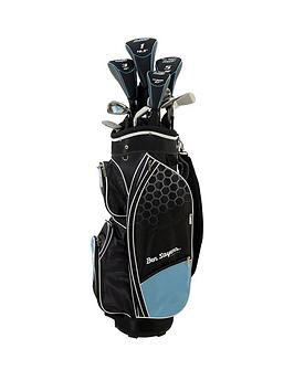 ben-sayers-m8-package-set-cart-bag-youths-ladies-left-hand
