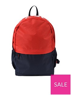 lyle-scott-boys-colour-block-logo-backpack