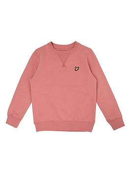 lyle-scott-boys-crew-neck-sweat