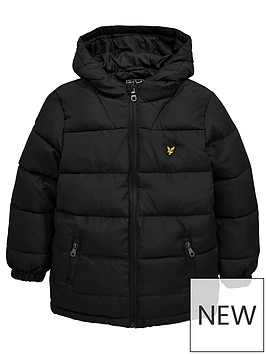 lyle-scott-boys-down-blend-paddednbspcoat