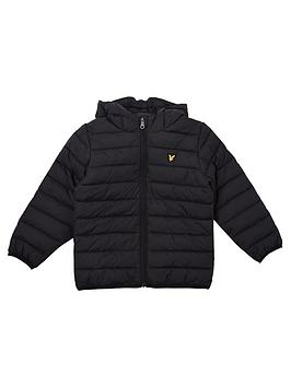 lyle-scott-boys-paddednbspjacket-blacknbsp