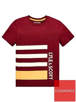 lyle-scott-boys-printed-stripe-logo-short-sleeve-t-shirt