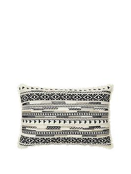 monsoon-beaded-geo-cushion