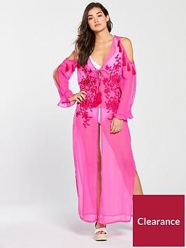 river-island-embroidered-beach-kaftan-pink