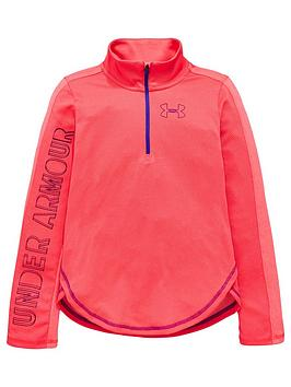 under-armour-girls-tech-12-zip