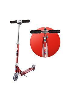 Micro Scooter Micro Sprite – Red Stripe
