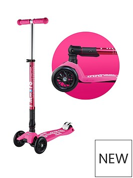 micro-scooter-deluxe-foldable-maxi-pink