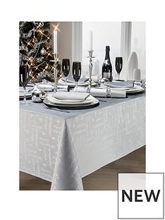 jacquard-metallic-christmas-words-napkins-4-pack-silver