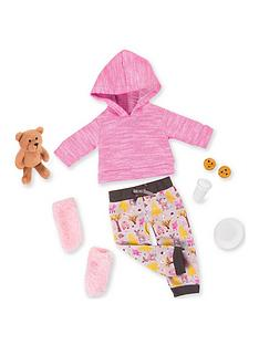 our-generation-bear-hugs-outfit