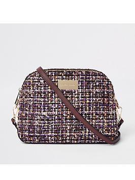 river-island-check-kettle-bag-purple