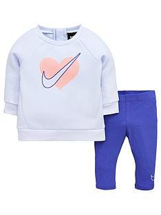 nike-nike-baby-girls-heart-tunic-legging-set