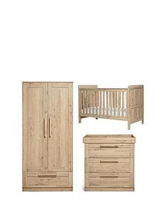 mamas-papas-mamas-papas-atlas-cot-bed-dresser-wardrobe