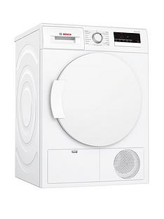 Bosch WTN83200GB 8kg Condenser Sensor Tumble Dryer - White