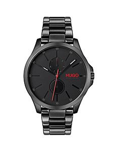 hugo-jump-black-multi-dial-with-black-ip-stainless-steel-bracelet-strap-mens-watch