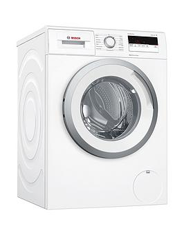 Bosch Serie 4 Wan24108Gb 8Kg Load, 1400 Spin Washing Machine With Varioperfect&Trade; - White