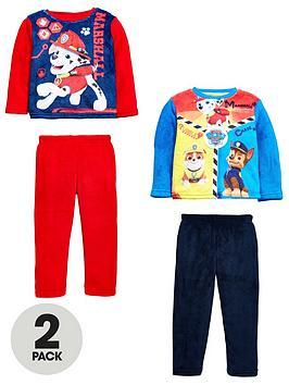 paw-patrol-2-pack-paw-patrols-pyjamas-set