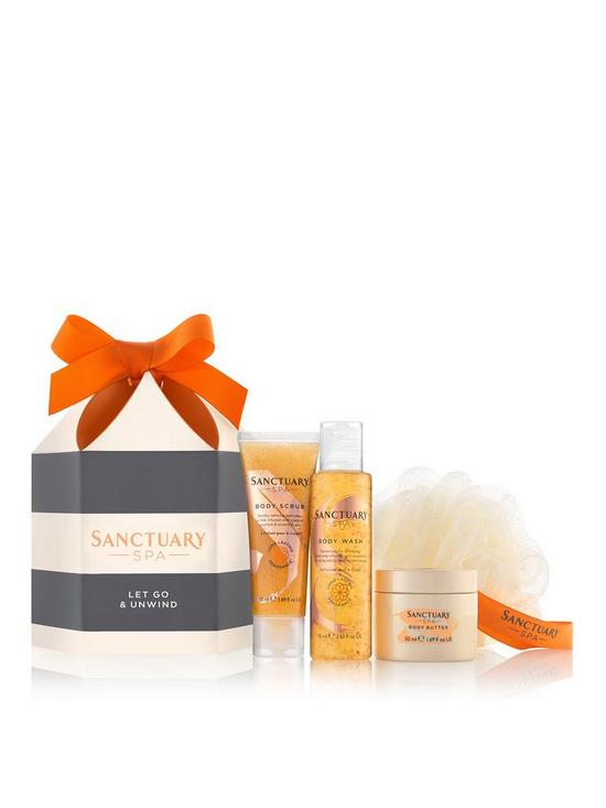 83019c1943 Sanctuary Spa Let Go and Unwind Gift Set | very.co.uk