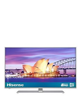 Hisense H55A6550Uk 55 Inch, 4K Uhd Certified, Hdr, Freeview Play, Smart Tv