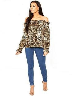 sistaglam-loves-jessica-off-the-shoulder-animal-print-blouse-printed