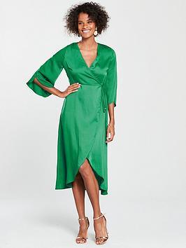 vero-moda-scarlet-midi-wrap-dress