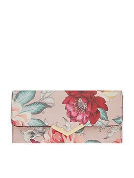 accessorize-mocha-printed-hannah-fold-over-wallet-multi