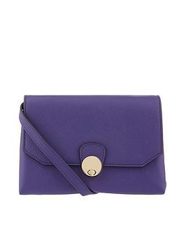 Accessorize Amie Crossbody Bag - Purple