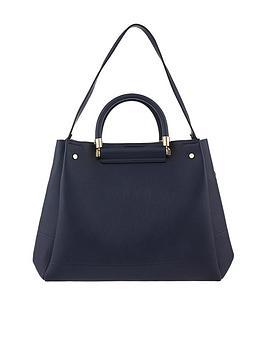 Accessorize Olivia Tote Bag - Navy