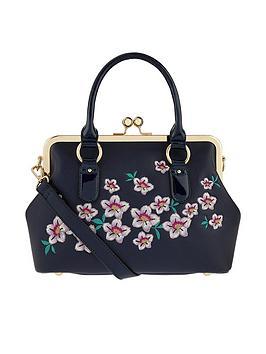 accessorize-embroidered-frame-bag-navynbsp