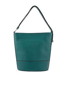 Accessorize Rachel Shoulder Bag - Teal