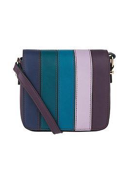accessorize-stripe-square-crossbody-bag-multi