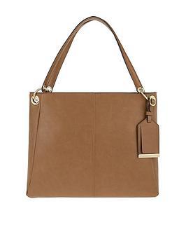 Accessorize Becca Shoulder Bag - Tan