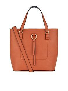 accessorize-double-bucket-bag-handheld-bag-orange