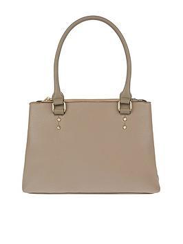 Accessorize Victoria Shoulder Bag - Grey