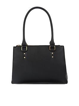 Accessorize  Victoria Shoulder Bag - Black
