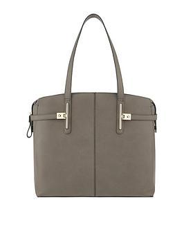 Accessorize Cleo Shoulder Bag - Grey