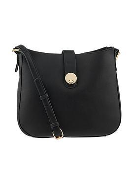 Accessorize Bianca Shoulder Bag - Black