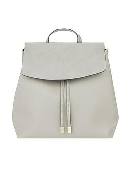 accessorize-nikki-backpack-light-grey