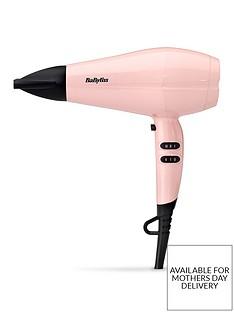 BaByliss Rose Blush 2200 Hair Dryer