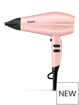 babyliss-rose-blush-2200-hair-dryer