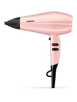 Babyliss Rose Blush 2200 Hair Dryer