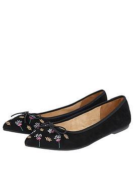 accessorize-annie-floral-embroidered-point-pumps-black