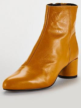 Office Around Ankle Boot
