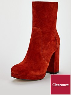 office-aba-platform-ankle-boot-red