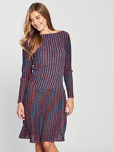 v-by-very-long-sleeve-lurex-dress-multi