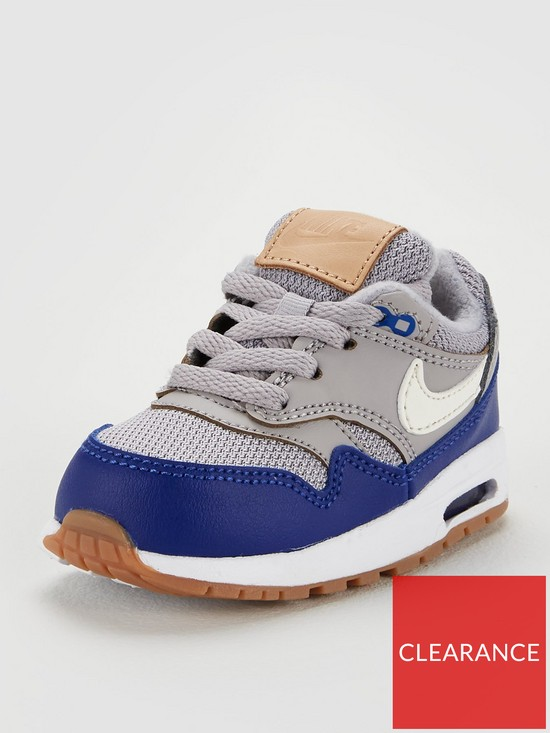 Air Max 1 Infant Trainer