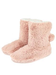 accessorize-fauxnbspfur-slipper-boots-ndash-pink