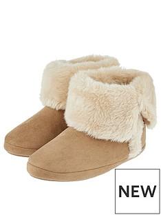 accessorize-suedette-slipper-boot