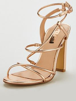 office-heaven-heeled-sandal-rose-gold